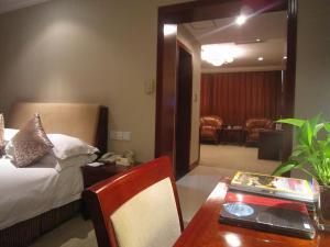 Shandong Jindu Hotel, Hotely  Jinan - big - 13