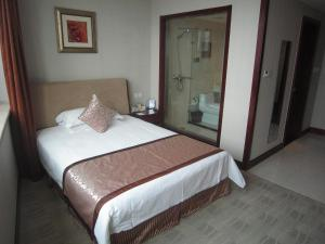 Shandong Jindu Hotel, Отели  Цзинань - big - 5