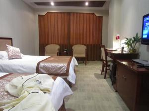 Shandong Jindu Hotel, Отели  Цзинань - big - 12