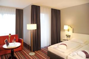 Mercure Hotel Bad Homburg Friedrichsdorf, Szállodák  Friedrichsdorf - big - 13