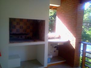 Cabañas Entreverdes, Lodge  Villa Gesell - big - 19
