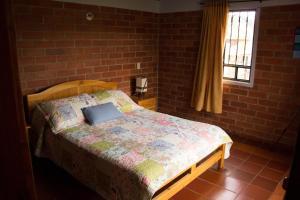 Cabaña Campestre El Refugio, Vily  Paipa - big - 17