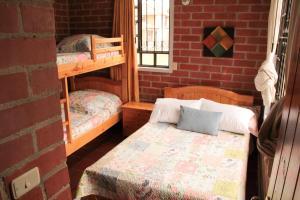 Cabaña Campestre El Refugio, Vily  Paipa - big - 3