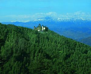 Wildflower Hall Shimla, Szállodák  Simlá - big - 43