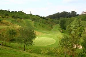 Abba Comillas Golf Hotel, Отели  Комильяс - big - 27
