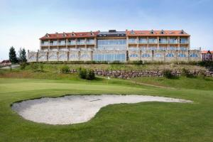 Abba Comillas Golf Hotel, Отели  Комильяс - big - 1