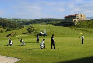 Abba Comillas Golf Hotel, Отели  Комильяс - big - 62