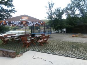 La Rosa na Vinianskom jazere, Pensionen  Vinné - big - 52