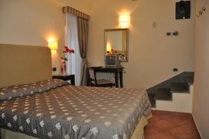 Hotel Urbano V, Отели  Монтефьясконе - big - 15