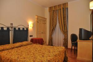 Hotel Urbano V, Отели  Монтефьясконе - big - 13