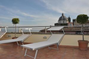 Hotel Urbano V, Отели  Монтефьясконе - big - 33