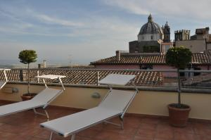 Hotel Urbano V, Отели  Монтефьясконе - big - 34