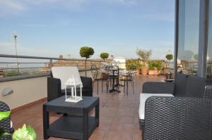 Hotel Urbano V, Отели  Монтефьясконе - big - 36