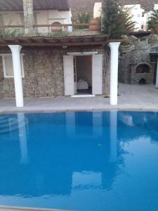 Villa Irini, Ville  Panormos Mykonos - big - 22
