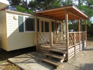 Camping Mia Bungalow & Mobile Home, Ferienparks  Weißenburg - big - 21