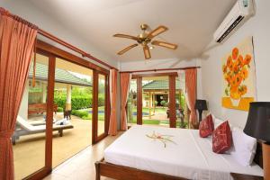 Idyllic Samui Resort, Rezorty  Choeng Mon Beach - big - 44