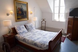 Les Chambres Panda, Alloggi in famiglia  Saint-Aignan - big - 20