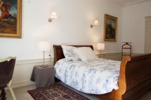 Les Chambres Panda, Alloggi in famiglia  Saint-Aignan - big - 19
