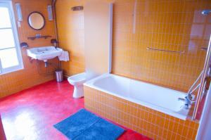 Les Chambres Panda, Homestays  Saint-Aignan - big - 18