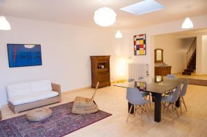 Les Chambres Panda, Alloggi in famiglia  Saint-Aignan - big - 31