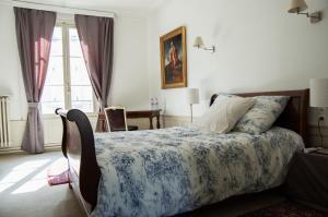 Les Chambres Panda, Alloggi in famiglia  Saint-Aignan - big - 21