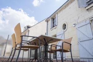 Les Chambres Panda, Alloggi in famiglia  Saint-Aignan - big - 29