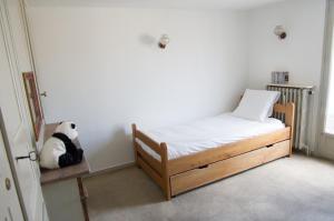 Les Chambres Panda, Alloggi in famiglia  Saint-Aignan - big - 8