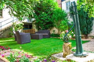 Les Chambres Panda, Homestays  Saint-Aignan - big - 1