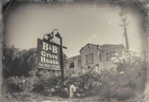 Grove House Bed & Breakfast, Bed and Breakfasts  Carlingford - big - 79