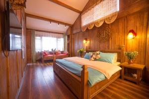 Lijiang Hejiayi Inn, Penziony  Lijiang - big - 14