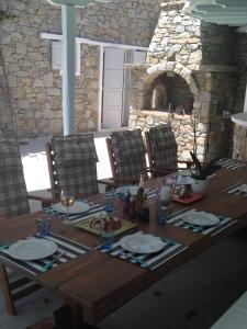 Villa Irini, Ville  Panormos Mykonos - big - 28