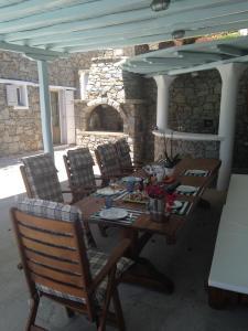 Villa Irini, Ville  Panormos Mykonos - big - 30