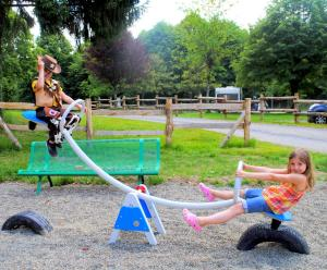 Camping d'Arrouach, Kempingek  Lourdes - big - 52