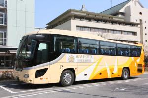APA Hotel Keisei Narita Ekimae, Hotely  Tokio Narita - big - 35