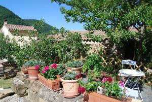 Le Jardin de la Sals (Ecluse au Soleil), Bed & Breakfasts  Sougraigne - big - 40
