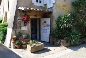 Le Jardin de la Sals (Ecluse au Soleil), Bed & Breakfasts  Sougraigne - big - 39