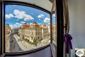 Little Bucharest bar & hostel, Hostels  Bukarest - big - 17