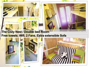 The Cozyness Hostel, Ostelli  Bucarest - big - 4