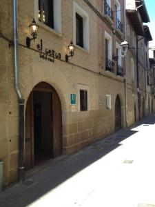 Hotel El Cerco, Hotels  Puente la Reina - big - 26