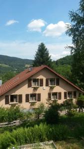 Gites Les Mérilles, Prázdninové domy  Le Ménil - big - 3