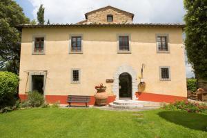 La Canonica Di Cortine, Country houses  Barberino di Val d'Elsa - big - 33