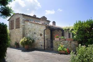 La Canonica Di Cortine, Country houses  Barberino di Val d'Elsa - big - 4