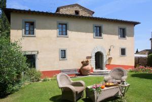 La Canonica Di Cortine, Country houses  Barberino di Val d'Elsa - big - 34