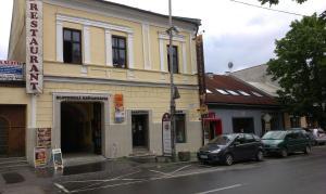 Penzion Marina pri Slovenskej restauracii