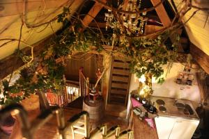 B&B Le Manoir d'Ange, Bed and breakfasts  Ferrières - big - 31