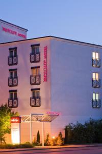 Mercure Hotel Stuttgart Airport Messe, Hotels  Stuttgart - big - 24