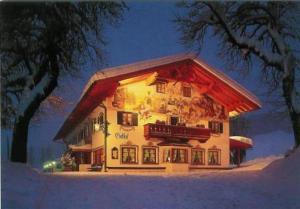 Zum Schweizerbartl, Hotely  Garmisch-Partenkirchen - big - 40
