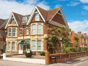 Palm Court, Bed & Breakfast  Weymouth - big - 47
