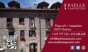 Apartamentos Turísticos Batlle Laspaules, Appartamenti  Laspaúles - big - 19