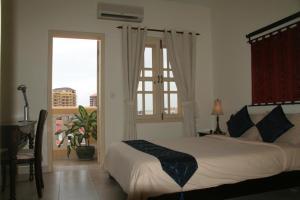 Grand Residence, Ferienwohnungen  Phnom Penh - big - 36